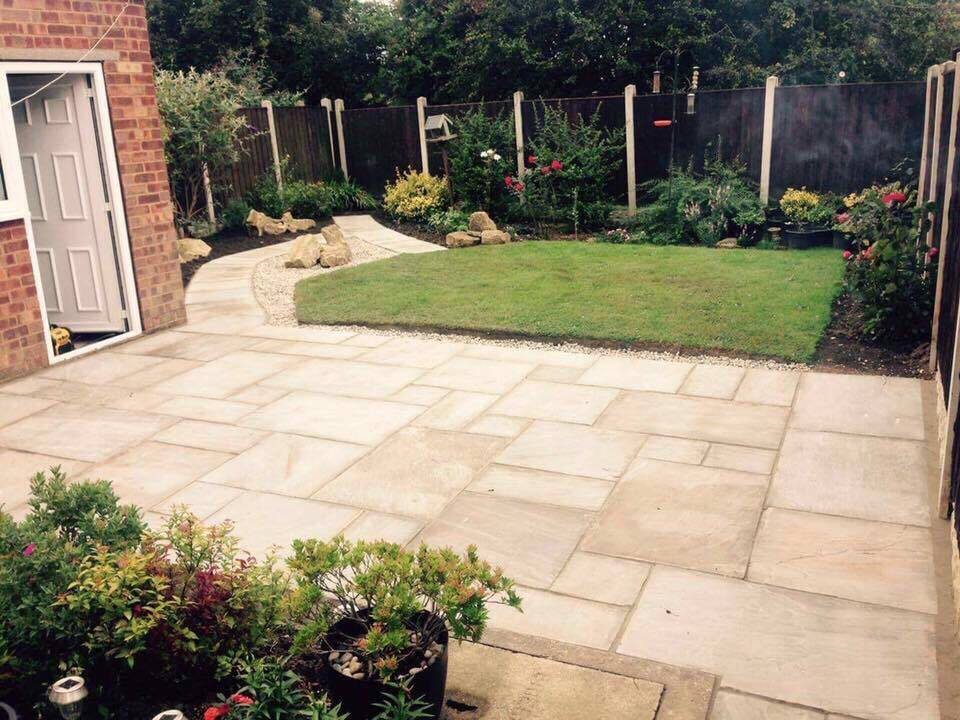 Landscaping and Patio Design