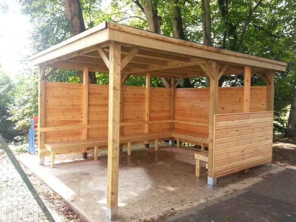 Gazebos Decking Amp Fencing Services Leeds Yorkshire